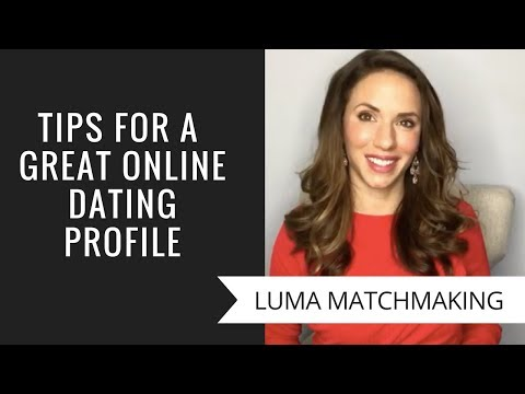 TIps For A Great Online Dating Profile