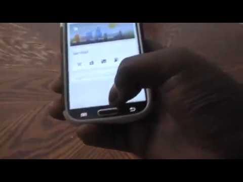 Clear Google maps History on Samsung Galaxy S4   YouTube