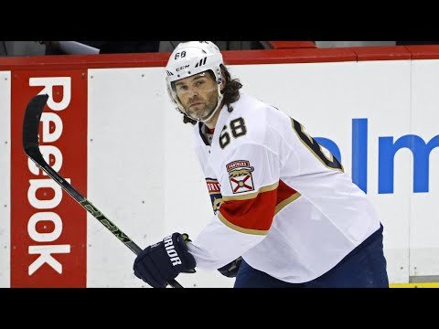 Flames will find out soon if Jagr has anything left in tank at age 45
