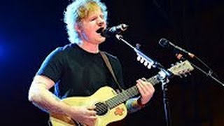 "ED SHEERAN LIVE ""Castle on the Hill"" ELLEN SHOW LIVE PERFORMANCE_WOW INCREDIBLE!!! MUST SEE VIDEO"