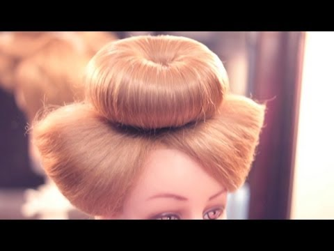 How to do an editorial hairstyle Chris Rushton