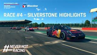 PESC 2021 – Race Highlights #4 Silverstone