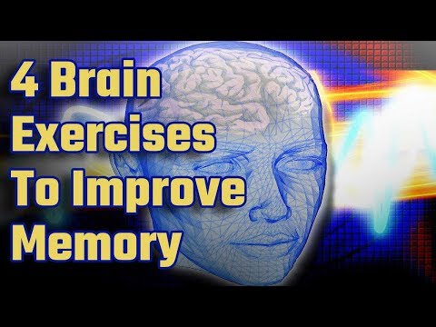 4 Brain Exercises To Improve Memory