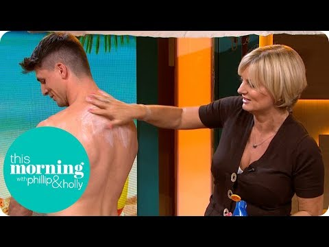 Are You Applying Your Sun Cream Correctly? | This Morning