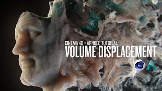Octane Scatter over Displacements Correctly in Cinema 4D