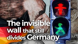 The INVISIBLE WALL: Is GERMANY still divided into TWO large BLOCKS?  - VisualPolitik EN