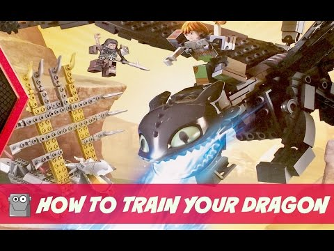 HOW TO TRAIN YOUR DRAGON 2 Battle Set Dreamworks