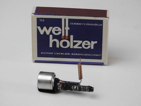 Very small wireless Video Spy Bug Transmitter, FPV Camera Micro Nano