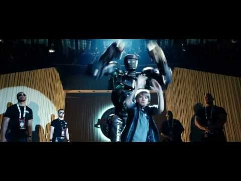 Atom & Max Dance (Real Steel) HD
