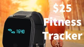 Best Budget Fitness Tracker of 2017 - Quick Review ⌚