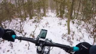Crunchy Fat Bike Ride
