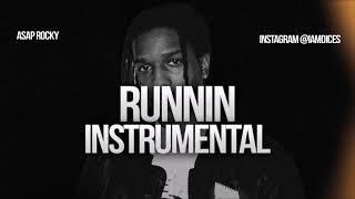 "ASAP Rocky ""Runnin"" ft. Nicki Minaj Instrumental Prod. by Dices *FREE DL*"