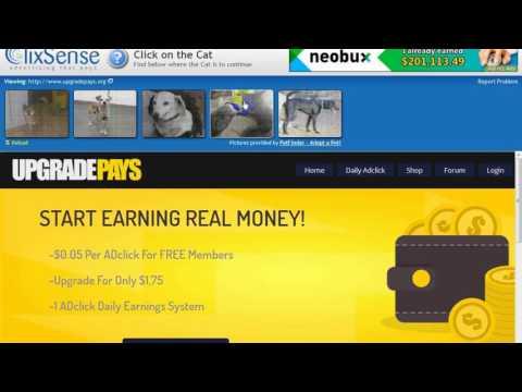 earn money from clixsense Bangla Tutorial $ 2 per day