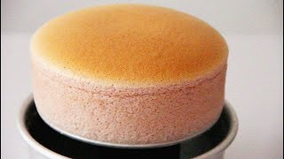 How To Make Purple Sweet Potato Cotton Cake 梦幻紫薯棉花蛋糕 II Apron