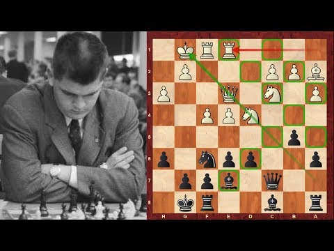Boris Spassky vs William James Lombardy : Chess Coach and long-time friend of Bobby Fischer