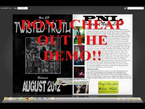 How To Build a Band Presskit.wmv