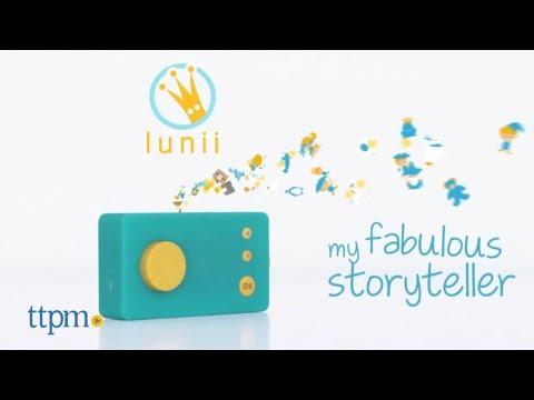 My Fabulous Storyteller from Lunii
