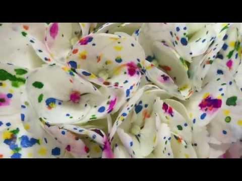 Make Confetti Hydrangeas!