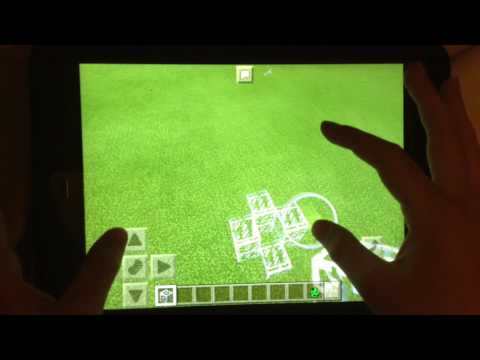 How to make a charged creeper in minecraft pe