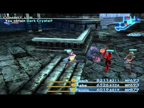 FFXII IZJS HD Recording Test[PCSX2] Full Speed (60 FPS) 2048x2048