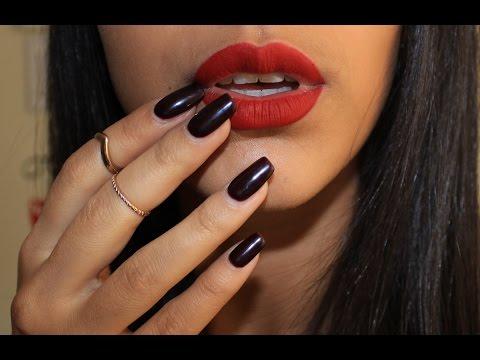 how to apply lipstick, like a pro