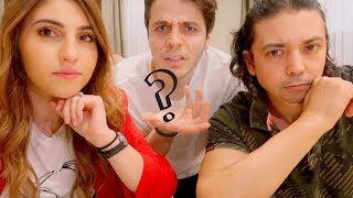 ليش مشيع يخبي زوجتو وكم يطلع فلوس في اليوتيوب؟