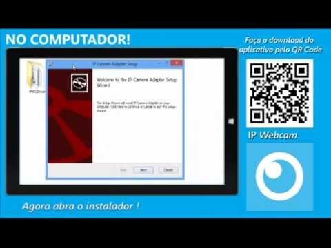 COMO USAR SEU WINDOWS PHONE COMO WEBCAM