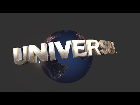Universal Studios Intro Blender - First Looks
