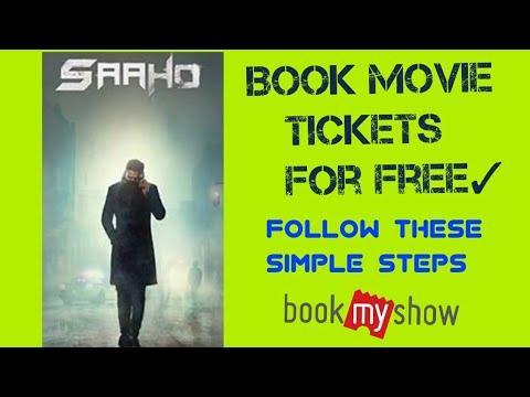 [తెలుగు]Free Movie Ticket Booking in BookmyShow