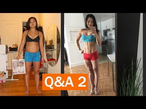 Why Can't You Lose Inches But Lose Weight Despite Clean Eating & Exercise - Short Q&A Series 2