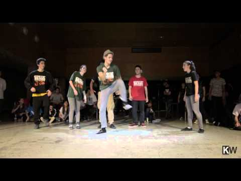THE STREET ON STAGE VOL. 1 | Presentation Crew | GET TO THE FUTURE