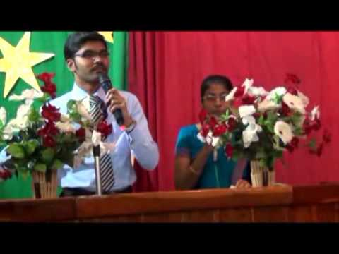 Bro. Asher Stephen. Short message on