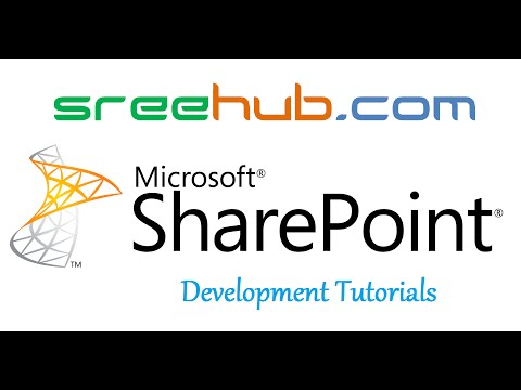 4 Sharepoint Class - Creating Starting Web Application And Collections