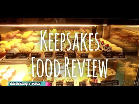 KeepSakes Restaurant Review - Nay or Yay?