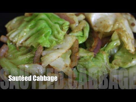 Sautéed Cabbage | Healthy & Delicious