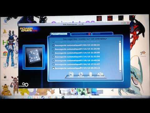 Comment bien utiliser la PowerSave 3DS