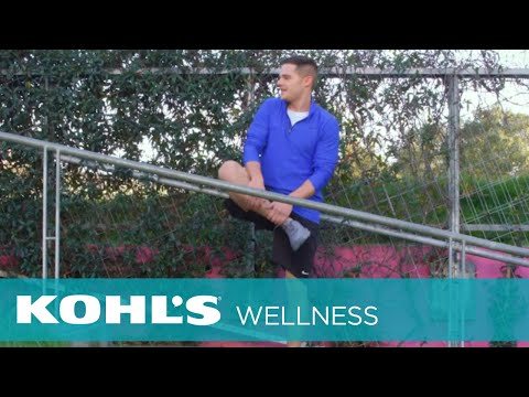The Anywhere Stair Workout   Kohl's