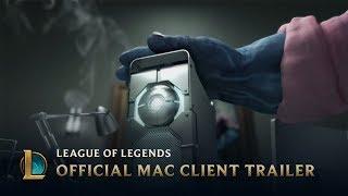 League of Legends | Official Mac Client Trailer (2013)