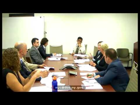 NYS Athletic Commission 7-11-17
