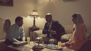 زيارة سلام هيكل لزلزال في منزله / مسلسل زلزال - محمد رمضان