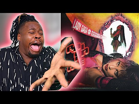 "LADY GAGA, ARIANA GRANDE ""RAIN ON ME"" REACTION!"