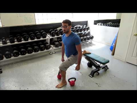 Nate's 20 x 20 x 20 Leg Endurance Circuit For Triathletes, Runners, Cyclists