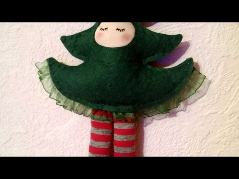 How To Create A Simple And Funny  Christmas Tree - DIY Crafts Tutorial - Guidecentral