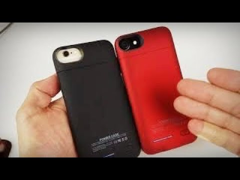 IPhone 7/6S/6 Battery Case w/ Magnetic Bracket! 3000mAH & 6 Colors to Choose from
