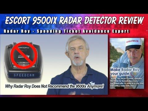 Escort Passport 9500ix Radar Detector Review