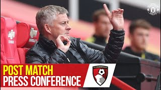 Post Match Press Conference | Manchester United 5-2 AFC Bournemouth | Ole Gunnar Solskjaer