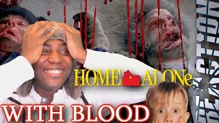 Home Alone With Blood 1-5 REACTION!