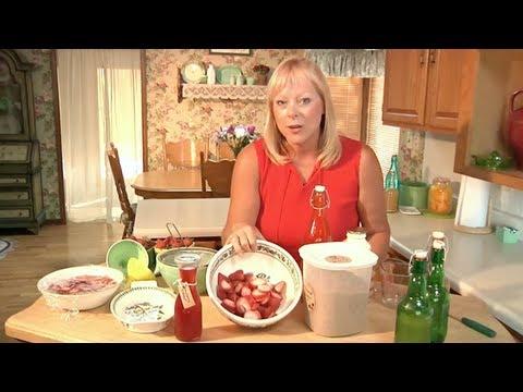 Promo Video: Strawberry Kefir Soda