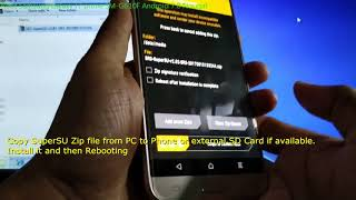 How to Install CWM Recovery + Root Samsung galaxy j7 prime