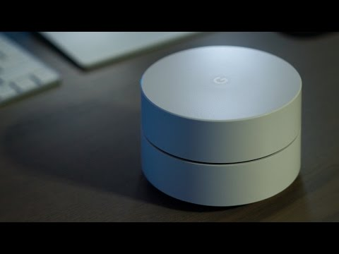 Google Wifi - LAN Benchmarks and REVIEW!